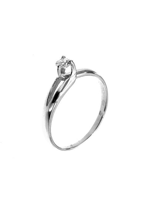 Jade - gyémánt eljegyzési gyűrű