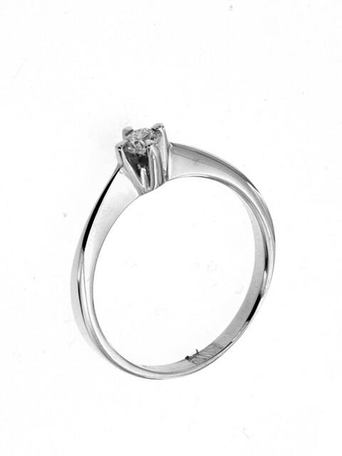 Montréal - gyémánt eljegyzési gyűrű