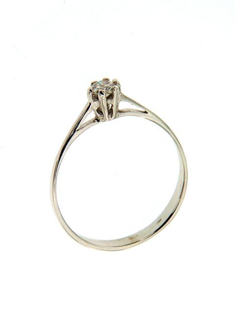 Jessenia - gyémánt eljegyzési gyűrű