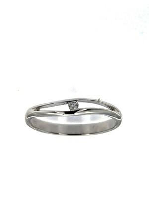Iris - gyémánt eljegyzési gyűrű