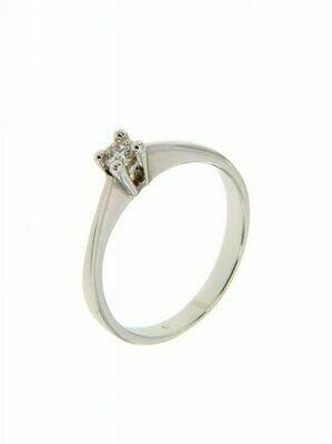 Arienn - gyémánt eljegyzési gyűrű