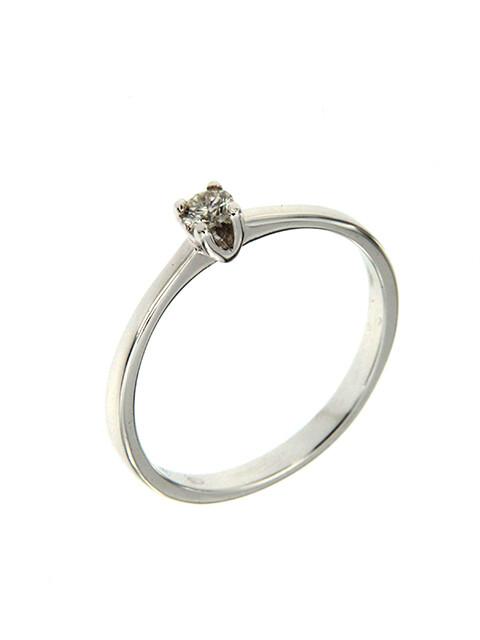Nizza - gyémánt eljegyzési gyűrű