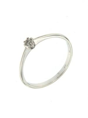 Brigitte - gyémánt eljegyzési gyűrű