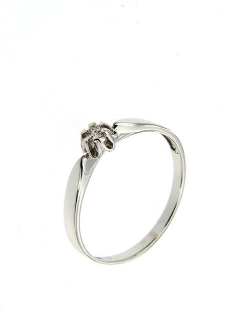 Capri - gyémánt eljegyzési gyűrű