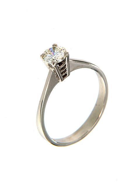 Phoebe - gyémánt eljegyzési gyűrű