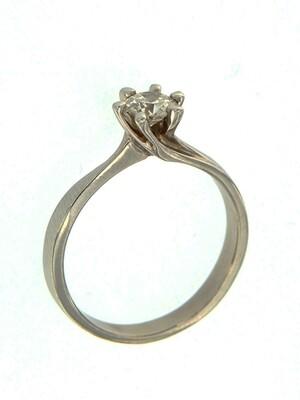 Aphrodité - gyémánt eljegyzési gyűrű