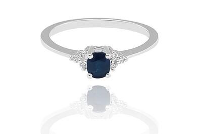 Zaire - drágaköves eljegyzési gyűrű