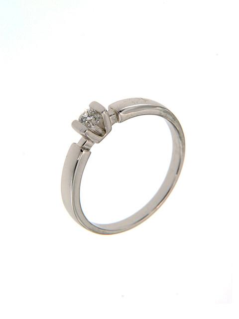Brooklyn - gyémánt eljegyzési gyűrű
