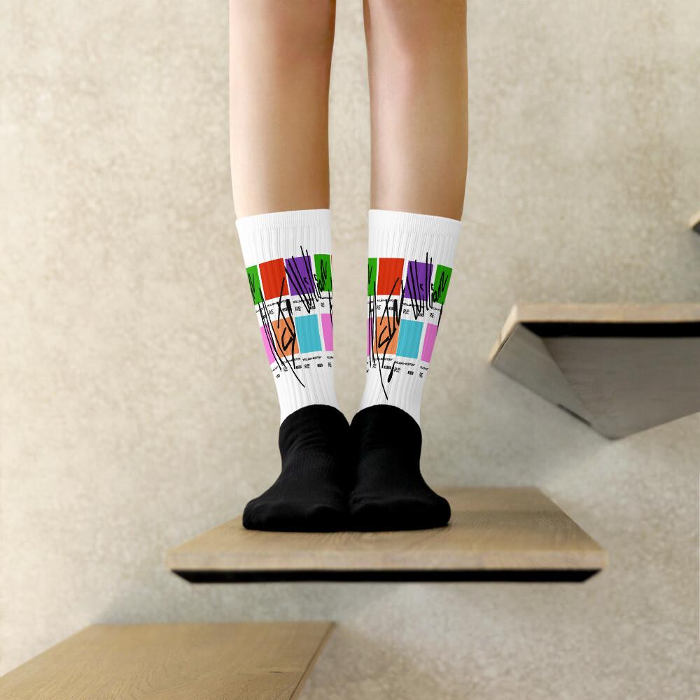 Socks (Colour Chips)