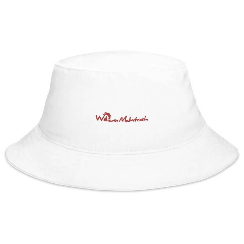 Bucket hat - William McIntosh
