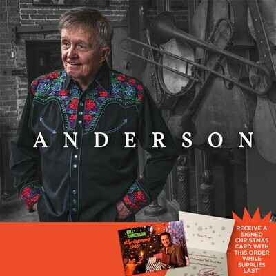 ANDERSON CD - Christmas Special