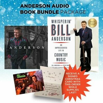 ANDERSON Audio Book Bundle - Christmas Special