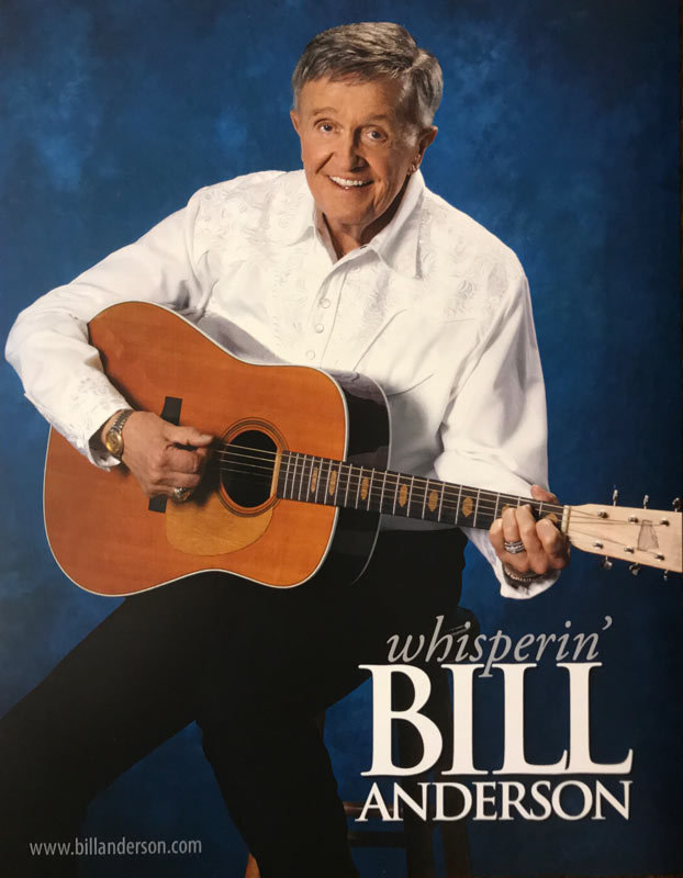 Bill Anderson Guitar Photo