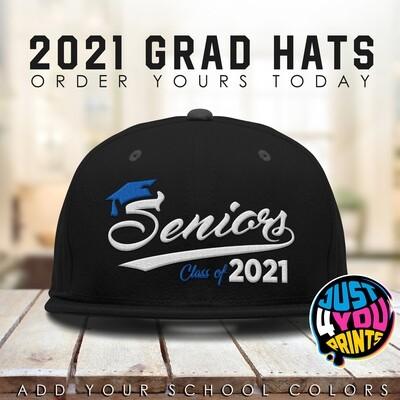 EMBRIODERED 2021 CAP