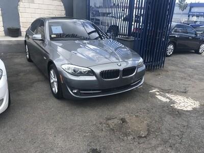 BMW 528I 2013 4CIL TURBO