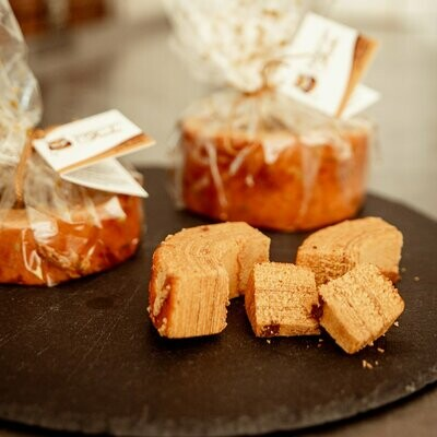 Baumkuchen Marzipan