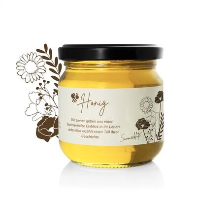 Schauwerk Honig Sommerblüte