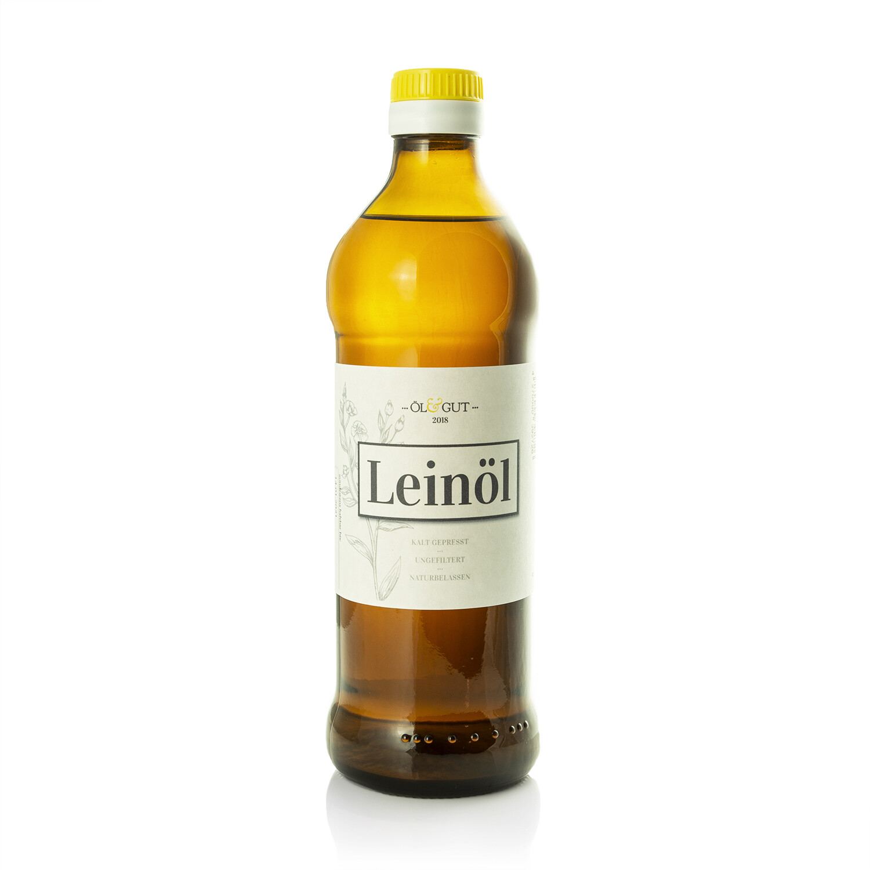 """Leinöl """"Öl & Gut"""""""
