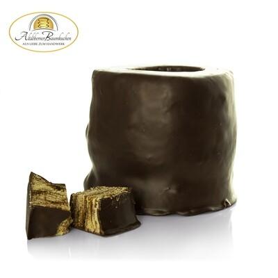 Baumkuchen Schokolade (Zartbitter)