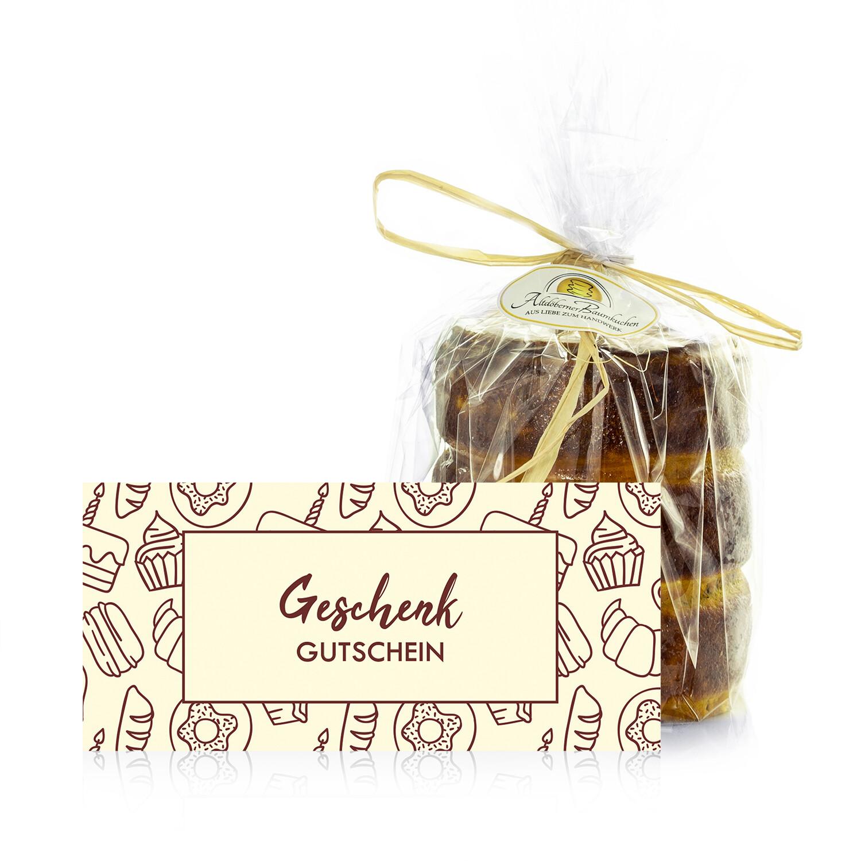 """Geschenk """"Baumkuchen & mehr"""""""