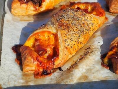 Ham & Cheese Turnover