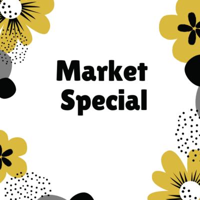 Market Special - Cinnamon Raisin Potato Buttermilk