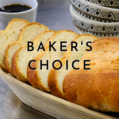 Bi-Weekly Subscription Package #1 - BAKER'S CHOICE