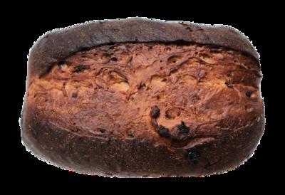Cinnamon Raisin Potato Bread