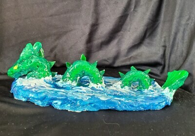 Green Sea Serpent