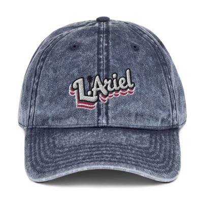 Blue Jean Ball Cap