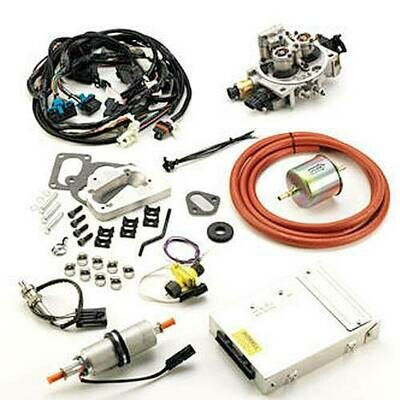HOWELL FUEL INJECTION KIT FOR 1972-1993 304, 360, 401 V-8 JEEP/AMC