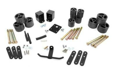 2-inch Body Lift Kit YJ - Rough Country