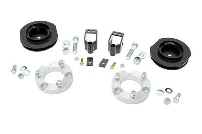 2in Toyota Suspension Lift Kit (10-18 4-Runner 4wd X-REAS) - Rough Country