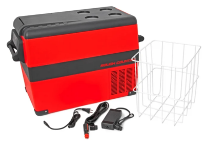 45L Portable Refrigerator / Electric Cooler (12 Volt | AC 110)