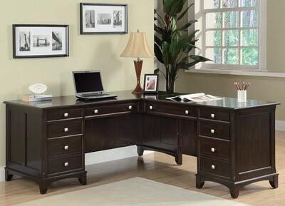 L-Shape Executive Desk