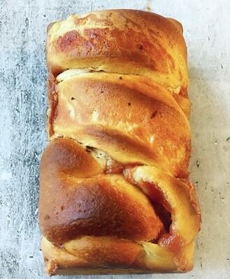 Pan de Guayaba y Queso Crema