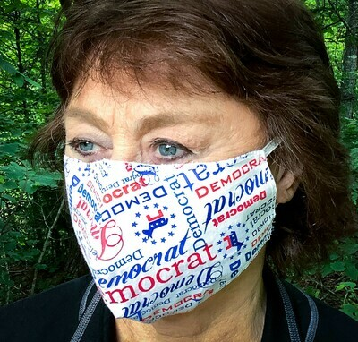 Democrat Mask