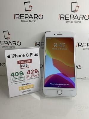 iPhone 8 Plus - 256Gb - Silver