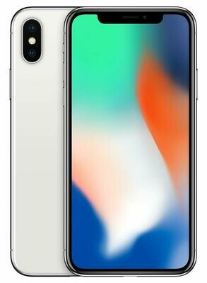 iPhone X - 256Gb - Plata