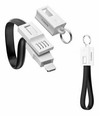 FLOVEME-Cables de carga Micro USB tipo Lightning
