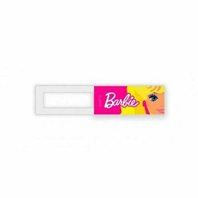 Camera Cover Licencia Barbie Rosa