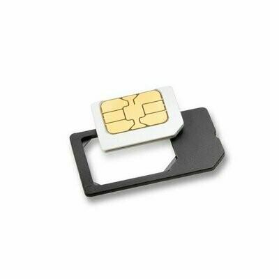Adaptador Micro Sim conversión a Tarjeta SIM