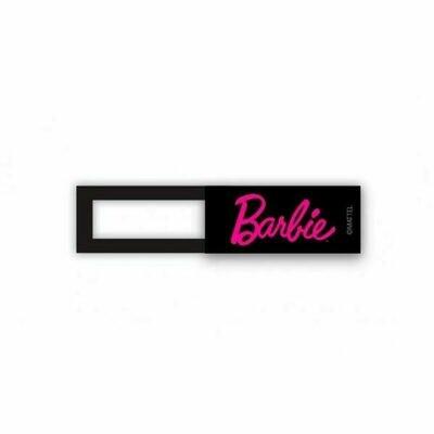 Camera Cover Licencia Barbie Negro