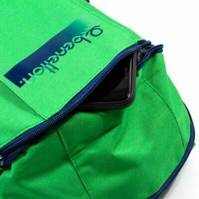Mochila Ordenador Portátil 13-14 pulg Licencia United Colors Of Benetton Green