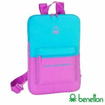 Mochila Ordenador Portátil 15-16 pulg Licencia United Colors Of Benetton