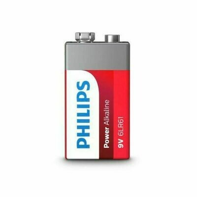 Pila LR61 9V Philips