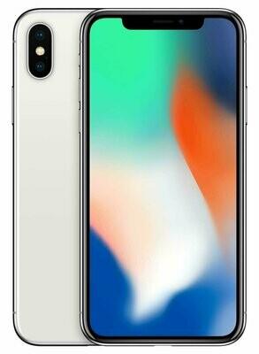 iPhone X - 256Gb - Plata
