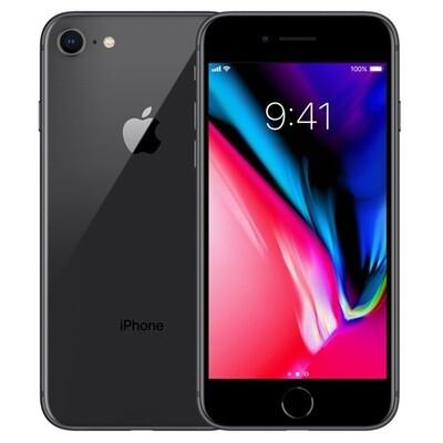 iPhone 8 - 64GB - Plata