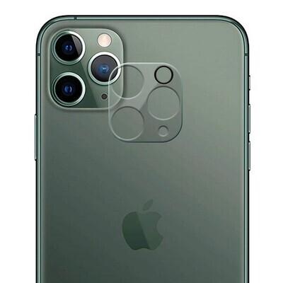 Protector Cámara Trasera iPhone 11 Pro-Cristal Templado