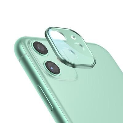 Protector Cámara Trasera iPhone 12-Cristal Templado